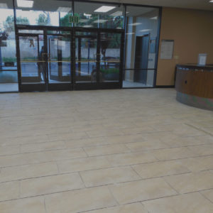 Chase Bank Flooring Replacement Valencia CA