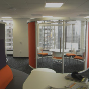 HSBC - 23rd Floor Remodel - Downtown Los Angeles, CA