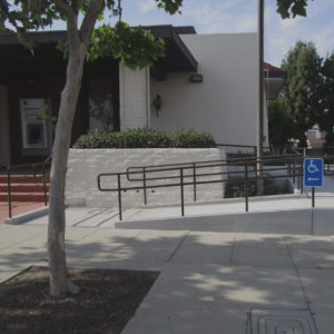 Union Bank ADA Upgrade & Ramp Install Los Angeles