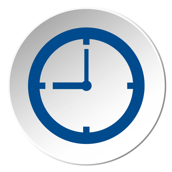 Summer Systems Services Time Icon