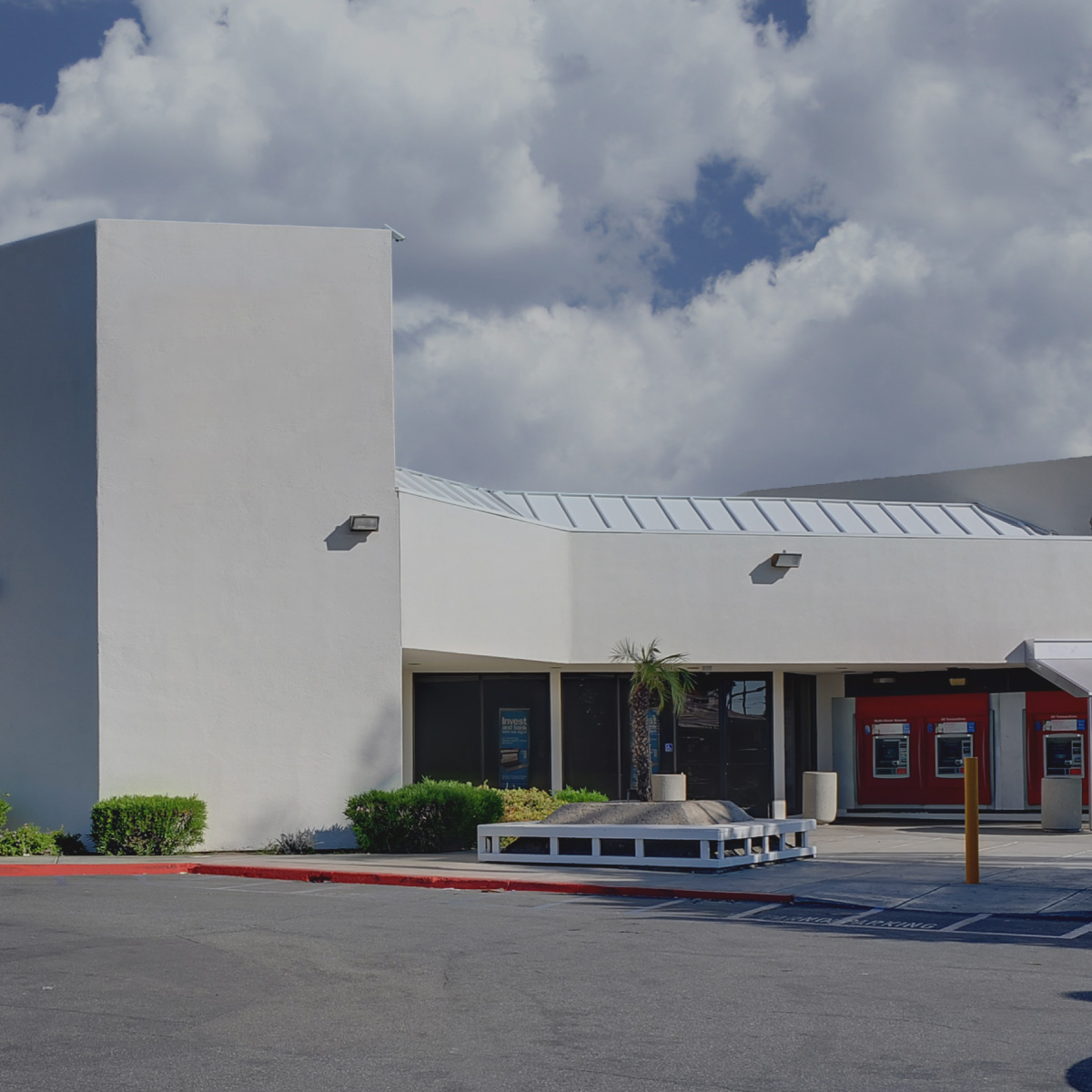Bank of America - Exterior Paint & Repair - Indio, CA
